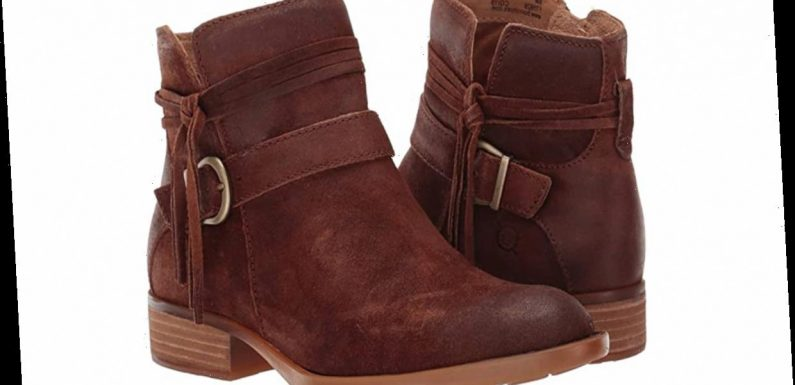 These Classic Fall Boots From Born Are on Sale Right Now for 30% Off