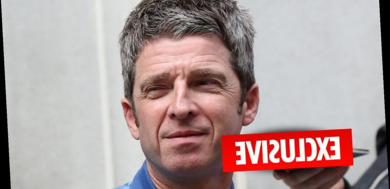 Noel Gallagher claims pandemic is a load of 'f***ing b******s' and refuses to wear mask