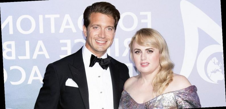 Rebel Wilson and Rumored Beau Jacob Busch Make Red Carpet Debut