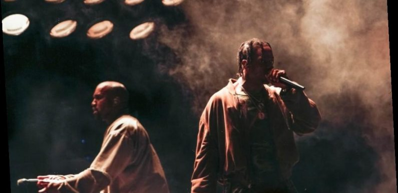 Travis Scott Opens Up About His 'Big Bro' Kanye West's Controversial Politics