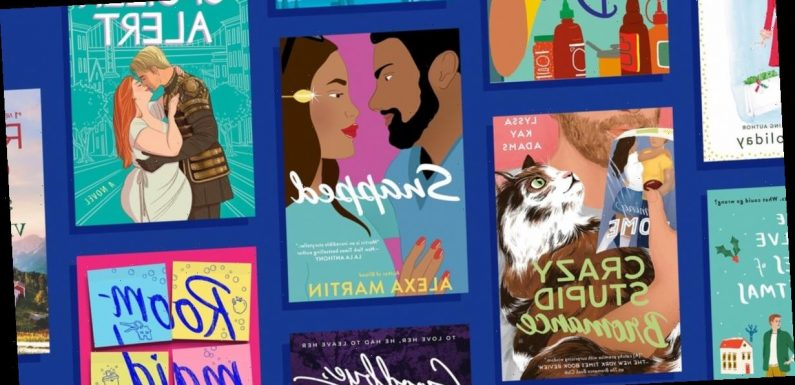 11 Charming New Romance Books Coming Out in October 2020
