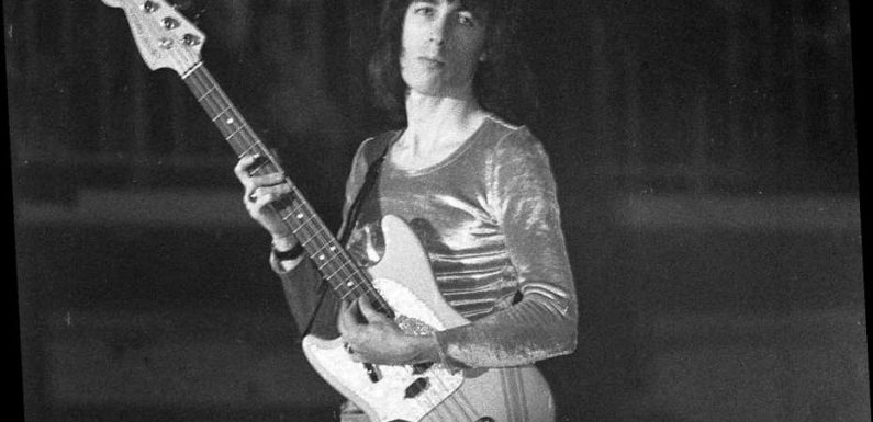 Bill Wyman Auction Breaks Records for Highest Selling Bass Guitar, Amplifier