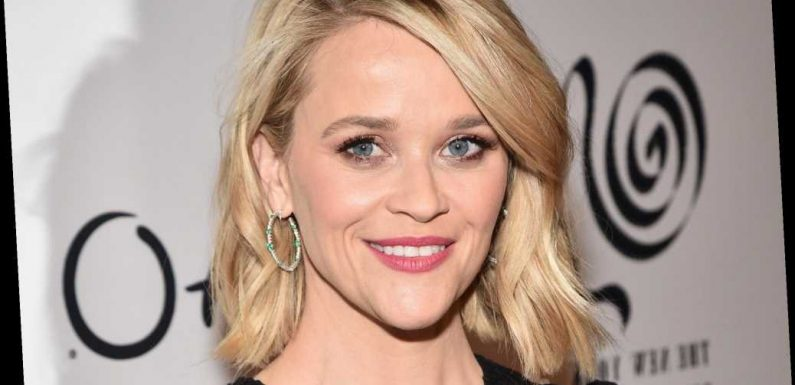 """Reese Witherspoon Said She Was """"Terrified"""" to Be a Mom at 22"""