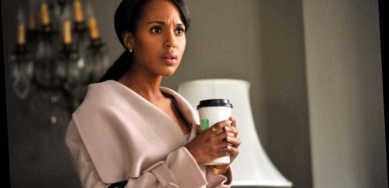 Kerry Washington Says She's 'Scared' Someone Will Call the Cops While She Plays Outside With Her Kids