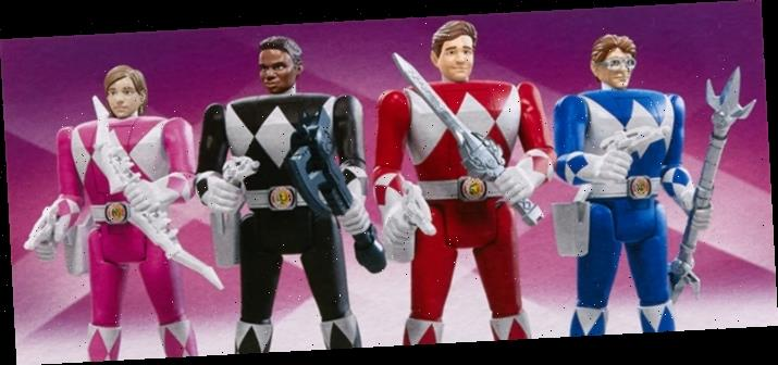 Cool Stuff: Hasbro Bringing Back 'Mighty Morphin Power Rangers' Head-Flipping Action Figures