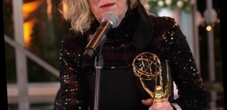 Catherine O'Hara Takes Home Emmy for Outstanding Lead Actress in Comedy Series
