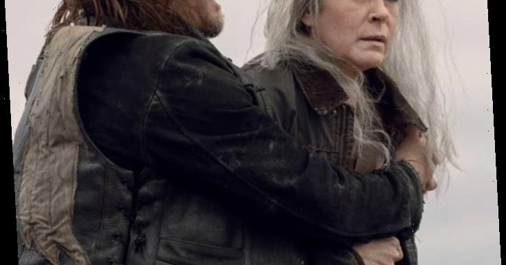 The Walking Dead's Carol and Daryl stars lift lid on new spin-off series set to launch after AMC drama ends