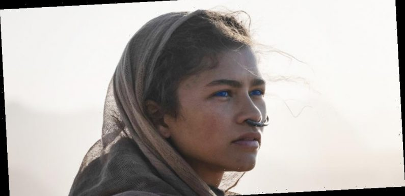 Zendaya Reveals Why She's So Excited For 'Dune' To Come Out