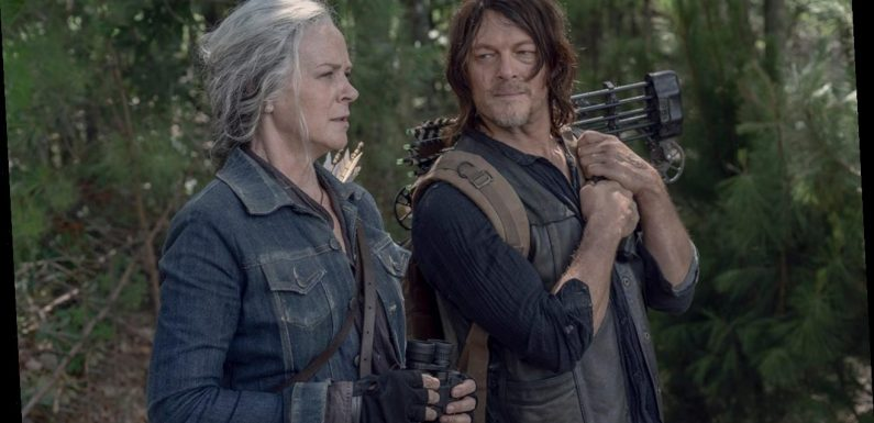 'The Walking Dead' to end after expanded Season 11, AMC announces new spinoffs