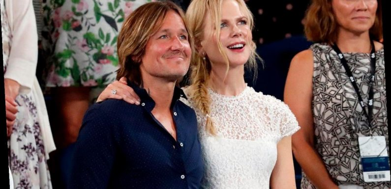 Keith Urban says Nicole Kidman was 'the one' he was 'searching for my whole life'