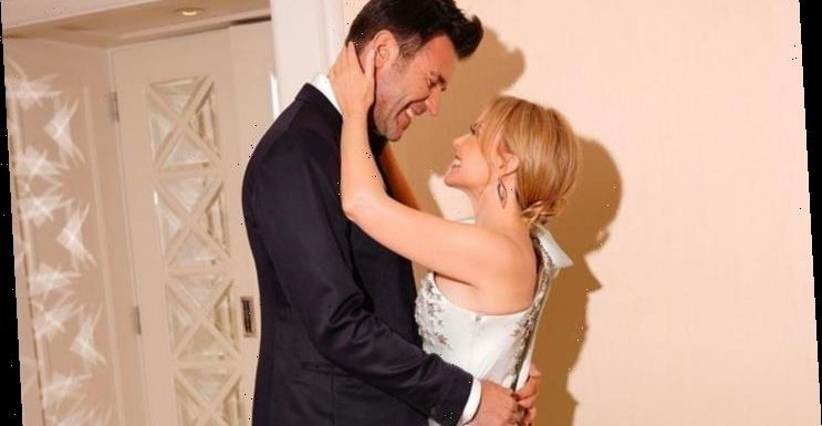 Kylie Minogue Praises Boyfriend for 'Rescuing' Her Whenever She Fell Sick During Tour