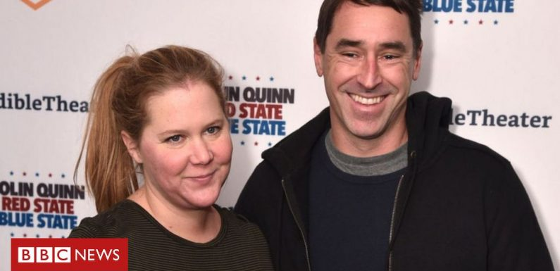 US comedian Amy Schumer gives birth to boy