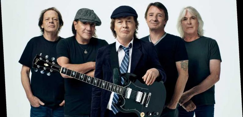 Exclusive: Angus Young, Brian Johnson, and Cliff Williams on the Resurrection of AC/DC