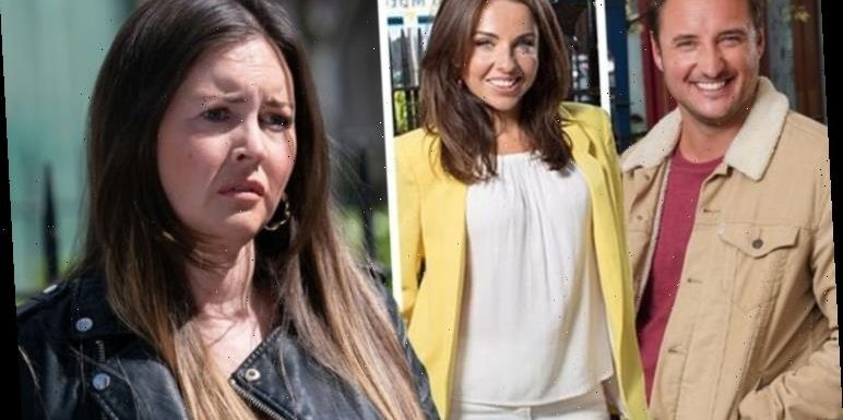 EastEnders spoilers: Ruby Allen and Martin 'announce' their pregnancy in Stacey showdown