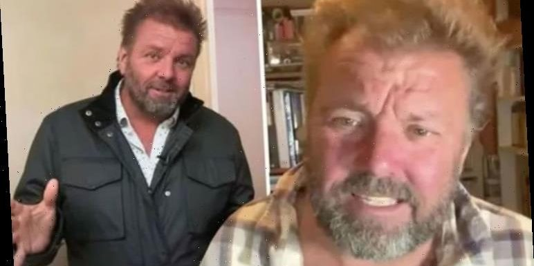 Homes Under The Hammer's Martin Roberts suffers accident filming 'Fell through the floor'