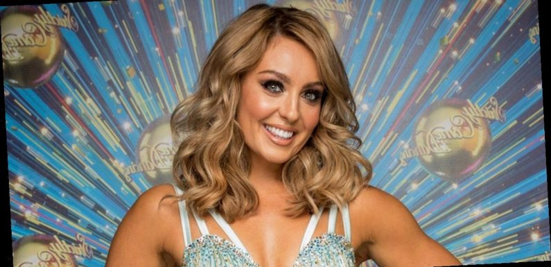Strictly's Amy Dowden says battle with Crohn's disease could end career