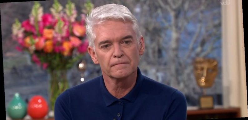 Phillip Schofield and Piers Morgan refused to talk during furious feud over book