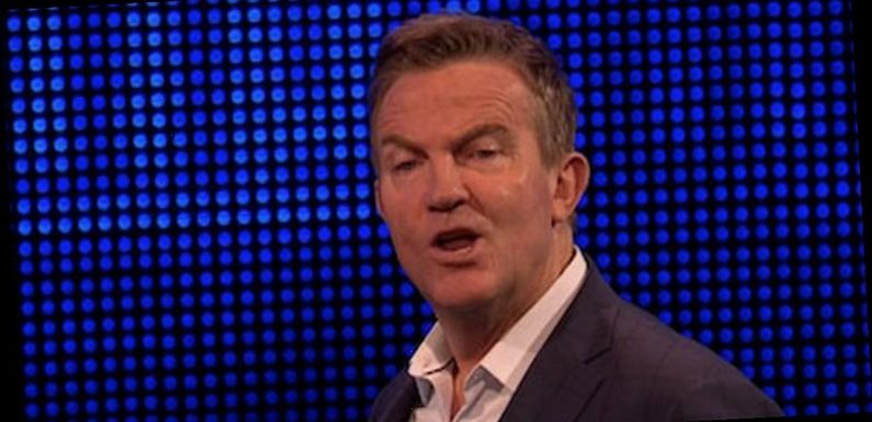 The Chase's Bradley Walsh pokes fun at Danny Dyer with hilarious impersonation