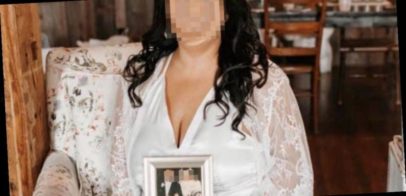 Bride slammed for turning mum's wedding dress into lingerie to wear on big day