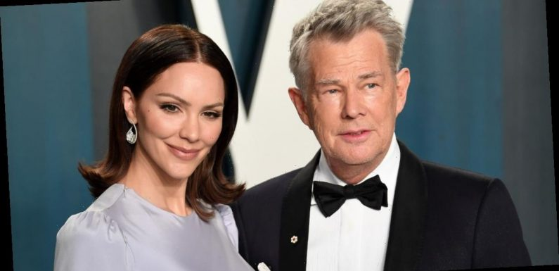 Katharine McPhee, 36, 'expecting first baby' with husband David Foster, 70