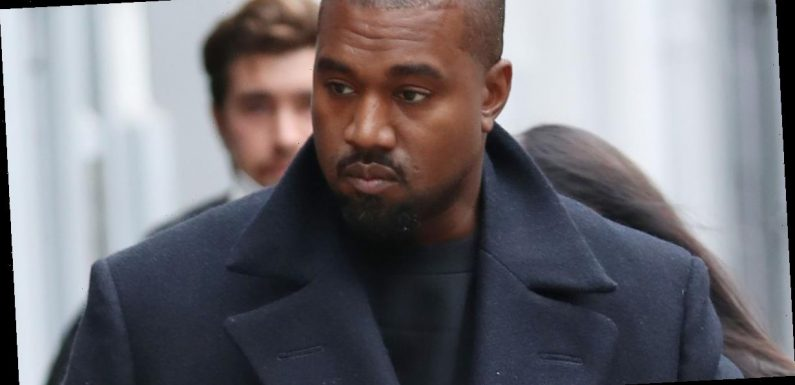 Kanye West 'reported to police for breaching UK Covid quarantine rules'