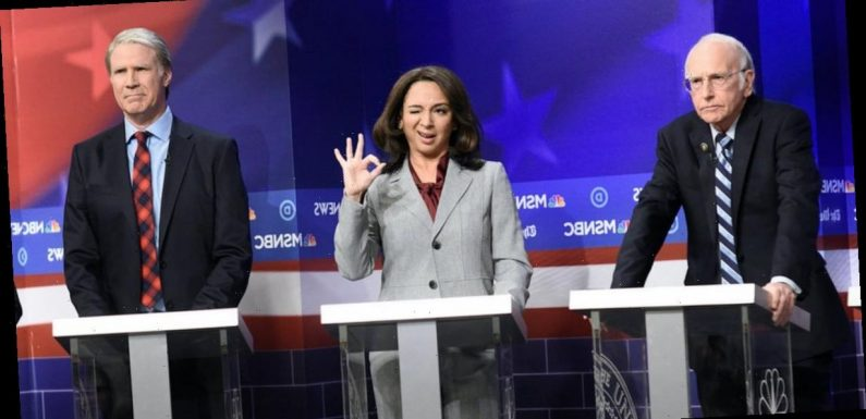 Maya Rudolph Is Going For Another Emmy Nod With Her Hilarious SNL Skits as Kamala Harris