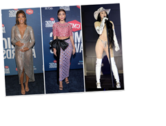 All The Best (And Wildest) Looks From The CMT Music Awards