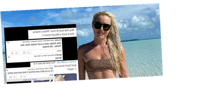 Lindsey Vonn Responds To 'Ruthless' Comments With Even More Swimsuit Pics
