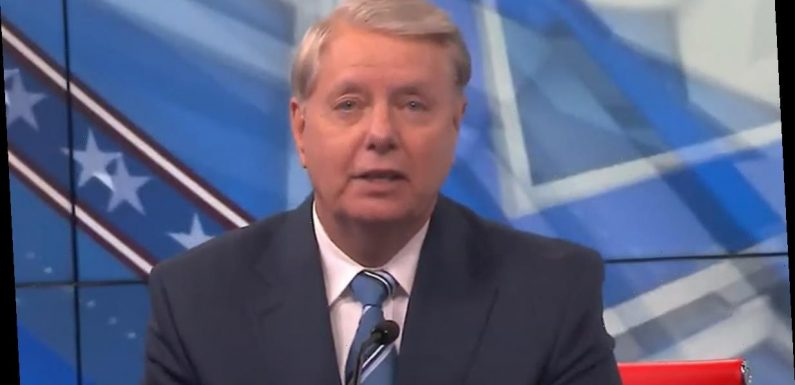Lindsey Graham Says Young Black People, Immigrants Can Go Anywhere if They're Conservative
