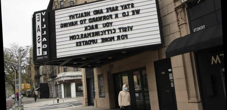 Andrew Cuomo Says Movie Theaters Outside NYC Can Reopen October 23