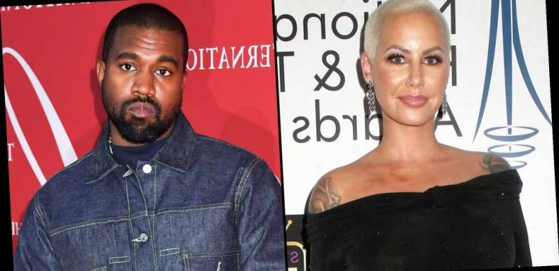 Amber Rose: Kanye West 'Has Bullied Me for 10 Years'