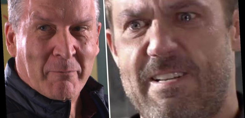 Hollyoaks fans thrilled as Warren Fox brutally batters child abuser Cormac Ranger – but is he dead?