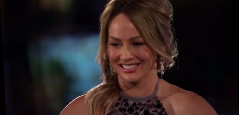 Was Clare pregnant on The Bachelor when competing for Juan Pablo Galavis?