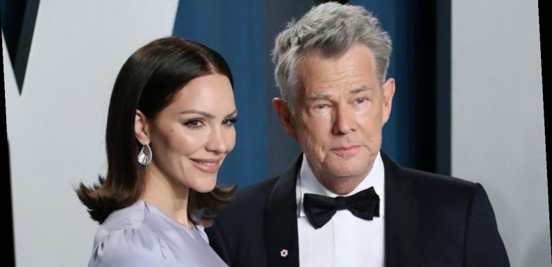 Former RHOBH ex-husband David Foster is going to be a dad again — Katharine McPhee announces pregnancy