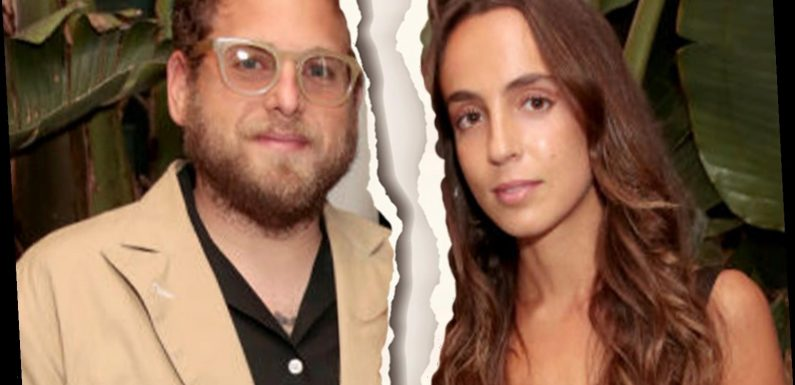 Jonah Hill splits from fiancee Gianna Santos after 'the spark went out' in romance