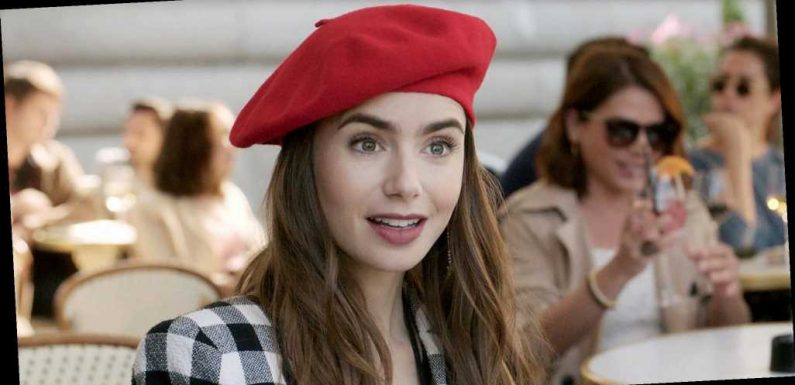 Wait What?! Lily Collins Just Revealed Her 'Emily in Paris' Character's Age