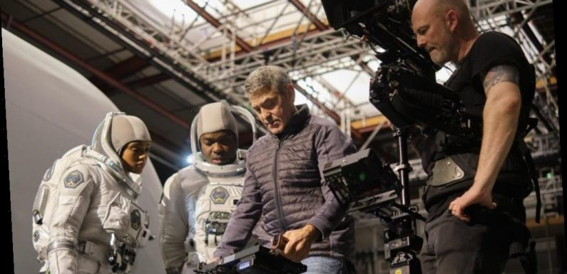 George Clooney Talks Importance Of Dissent, Upcoming Netflix Pic 'The Midnight Sky' & Time He Almost Starred In 'The Notebook' With Paul Newman