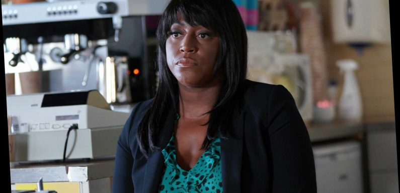 EastEnders: Denise and Ellie's clash explained as she reveals her true identity – Mica Paris has spoken out