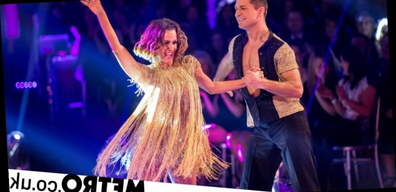 Strictly Come Dancing airs heartbreaking tribute to Caroline Flack