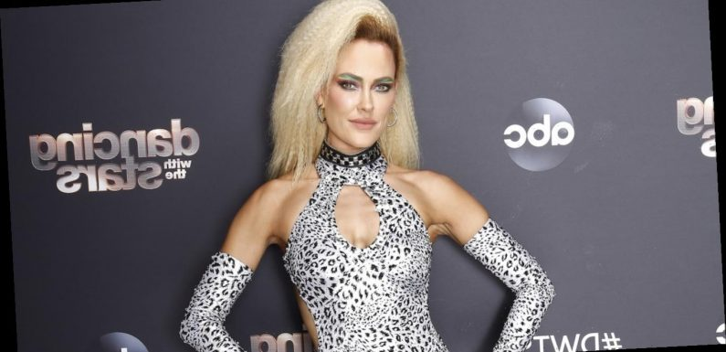 Peta Murgatroyd 'Had to Run to Therapy' for Neck Injury After 'DWTS'
