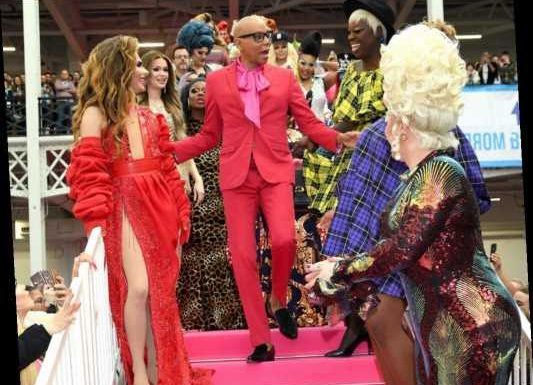 'RuPaul's Drag Race': Thorgy Thor Slapped Bob the Drag Queen the Night She Won the Crown