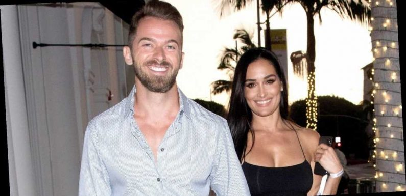 Why Nikki Bella and Artem Chigvintsev Are Changing Their Wedding Location