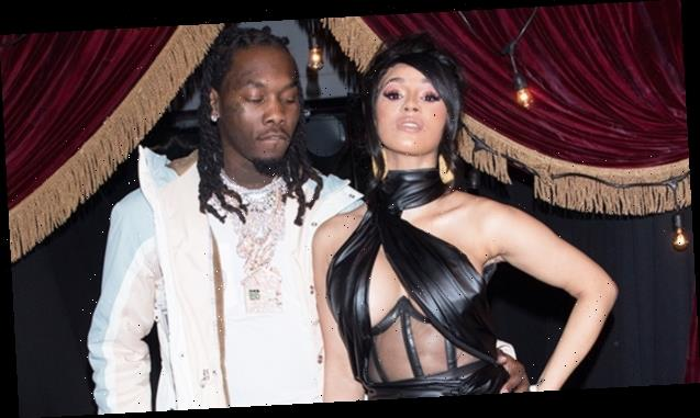 Cardi B Deletes Twitter After Fans Come For Her Over Offset Reconciliation: 'People Are Making Rumors Up'