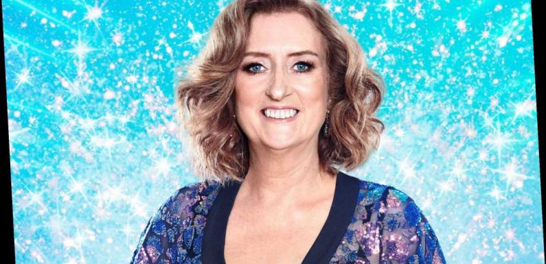Strictly's Jacqui Smith says she'll be 'very gutted' if she's the first to be eliminated