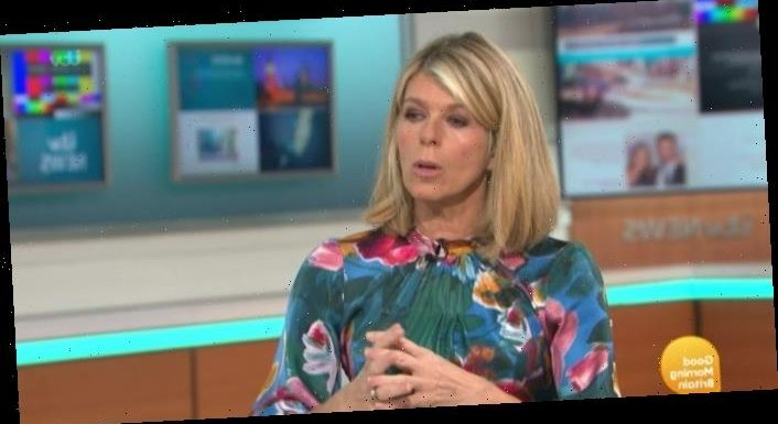 Kate Garraway warns Covid rulebreakers 'you don't want this in your life' and is tempted to show them a pic of ill Derek
