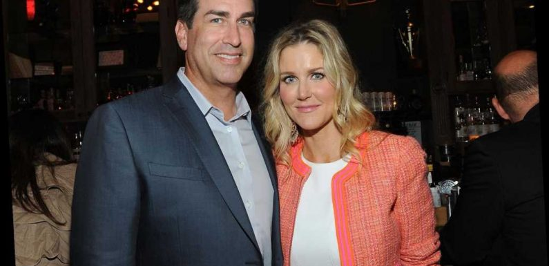 Comedian Rob Riggle's Wife Tiffany Files for Divorce After 21 Years of Marriage