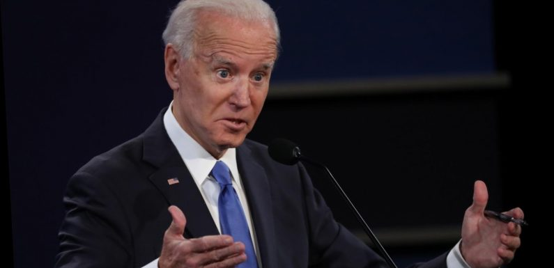 What Biden's body language revealed at the last debate, according to an expert