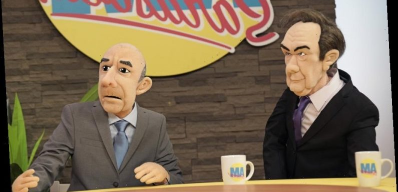 Matt Lauer and Charlie Rose Resurface to Host a Small-Market Florida Talk Show on Fox's 'Let's Be Real'