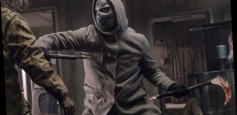 The Walking Dead boss shoots down popular fan theory about The Commonwealth and the masked man