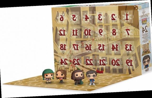 Funko's 'Harry Potter' Advent Calendar Is On Sale Right Now on Amazon – Get It Before It Sells Out!